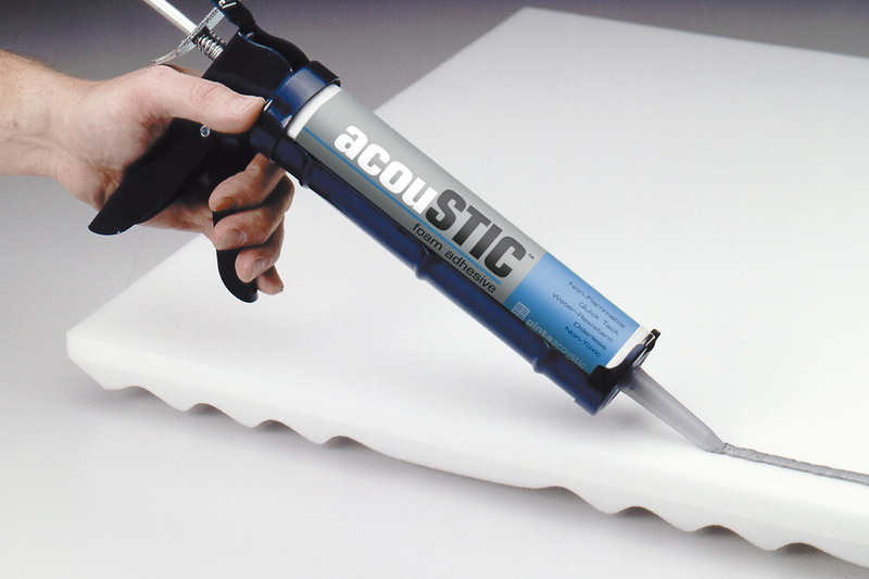 acouSTIC Adhesive